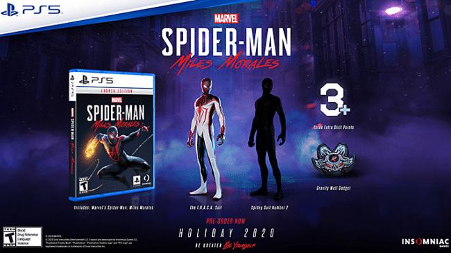 Primeiro traje de Marvel's Spider-Man Miles Morales