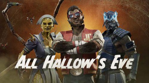 Novo pacote de skins de Mortal Kombat 11 comemora o Halloween