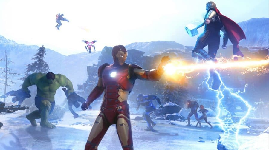 Novo patch de Marvel's Avengers corrige