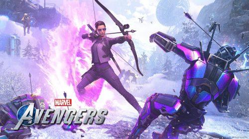 Gaviã Arqueira será uma heroína de Marvel's Avengers no pós-lançamento