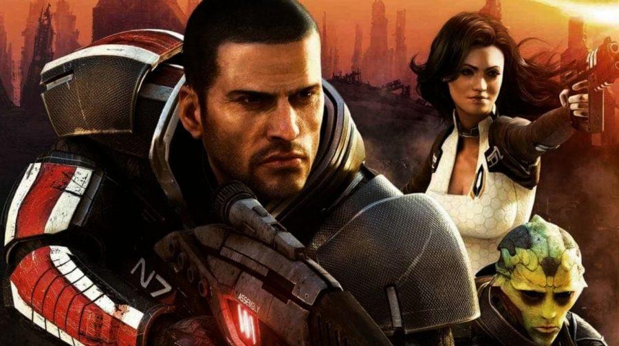 Remasterização de Mass Effect Trilogy é listada por varejista português