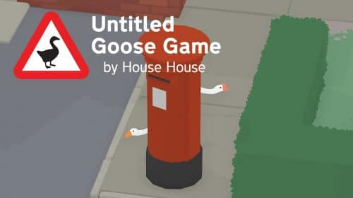 Olha o gansaral! Multiplayer de Untitled Goose Game chegou