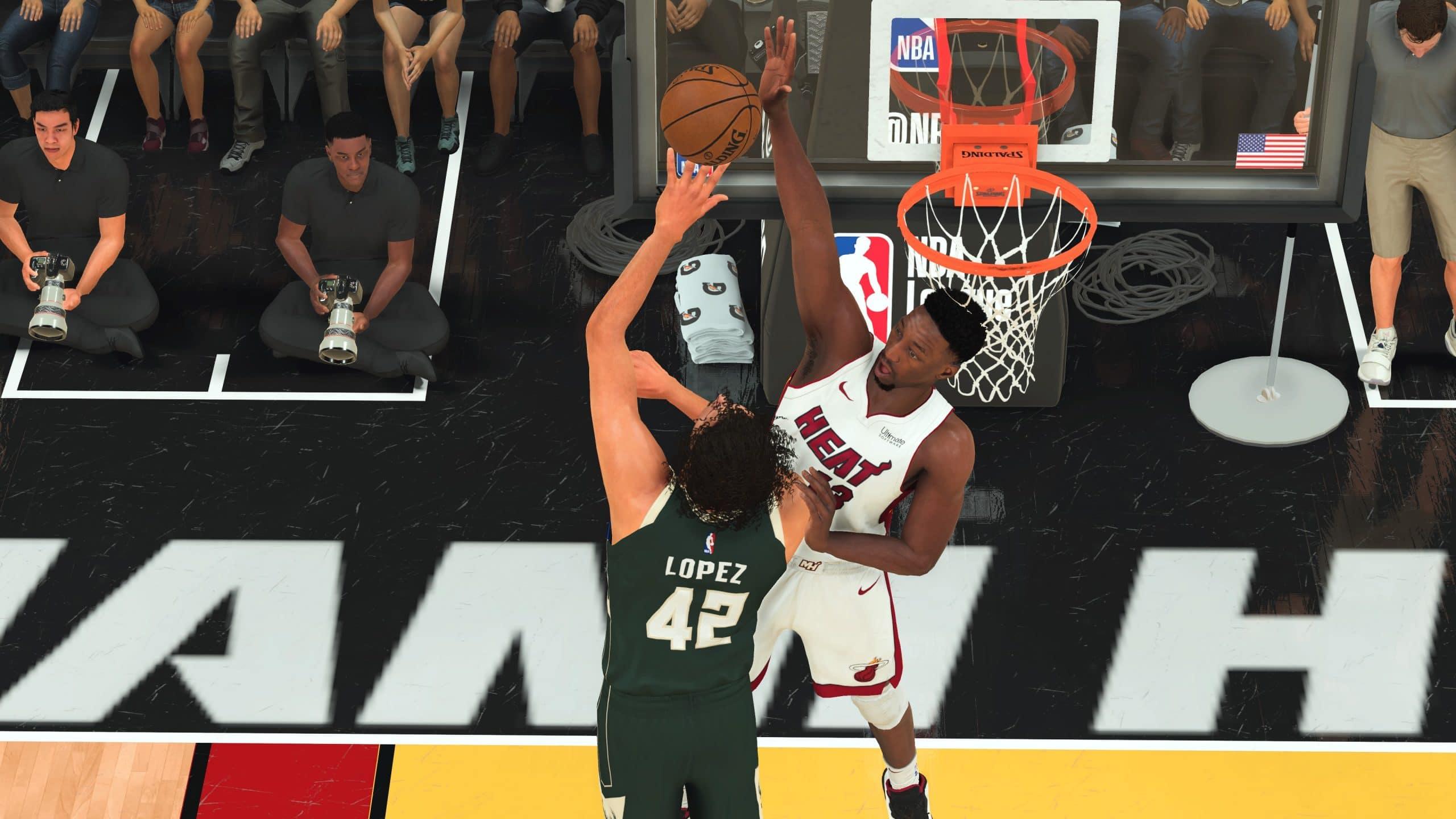 """NBA 2K21 é """"o mesmo de sempre"""" (Foto: Reprodução/Thiago Barros)"""
