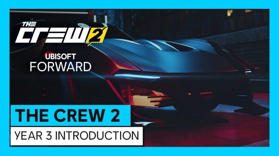Ano 3 de The Crew 2 é destaque em novo trailer