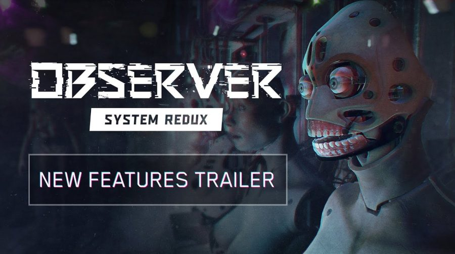 Observer: System Redux chegará ao PS5 no lançamento do console