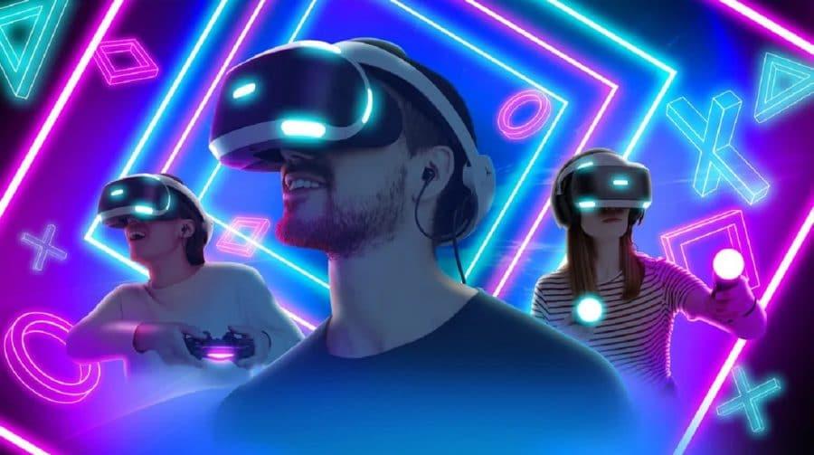Sony anuncia semana com foco no PlayStation VR