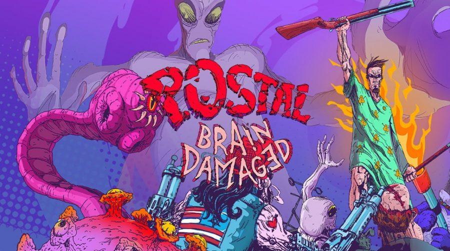 Com trailer bem humorado, POSTAL: Brain Damaged é anunciado