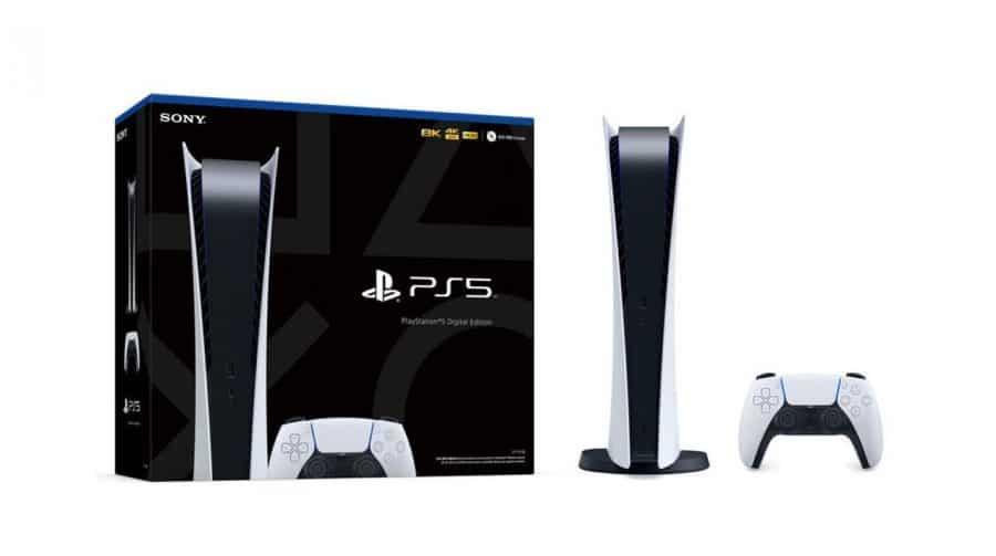 Sony quer atender a todos os pedidos pelo PS5 Digital