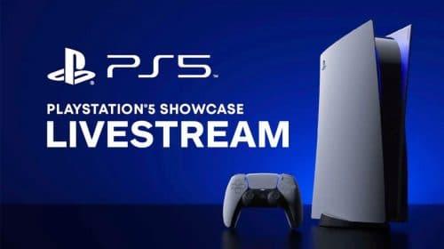 PlayStation 5 Showcase: onde assistir, horário e expectativas!