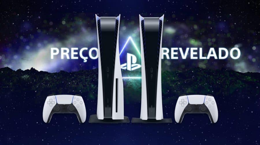 PARA TUDO: Sony anuncia data e preço do PlayStation 5
