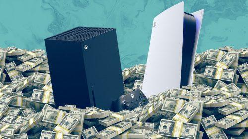Altos preços de jogos next-gen não afetarão vendas, diz analista