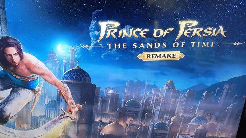 Remake de Prince of Persia aparece acidentalmente na Uplay da Rússia