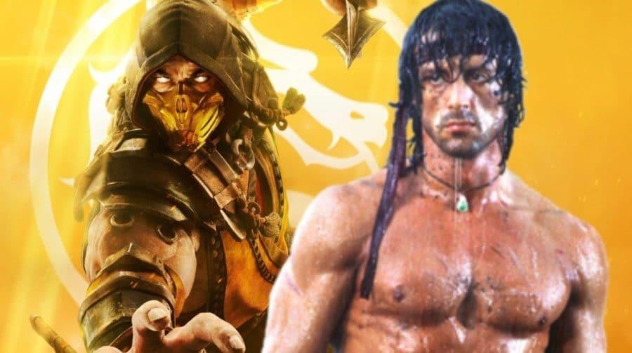 Rambo pode chegar como DLC de Mortal Kombat 11 [rumor]