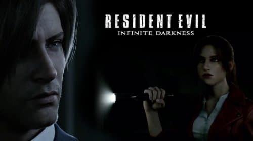 Netflix publica primeiro trailer de animação de Resident Evil