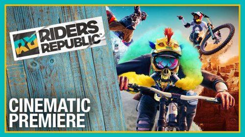 Battle royale de esportes? Ubisoft anuncia Riders Republic