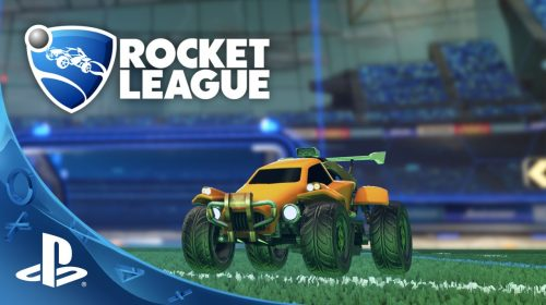 Pacote gratuito de Rocket League está disponível para membros PS Plus