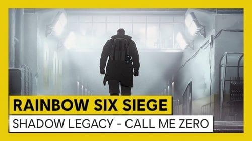 Com direito a animação, Ubisoft lança Sam Fisher em Rainbow Six Siege