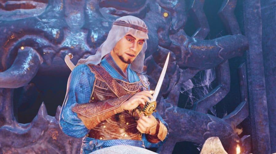 Ubisoft explica gráficos do remake de Prince of Persia