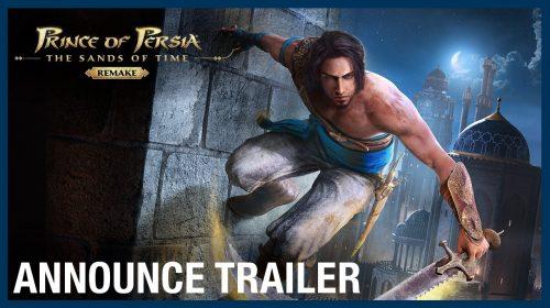 [Atualizado] Remake de Prince of Persia: The Sands of Time é adiado para março de 2021