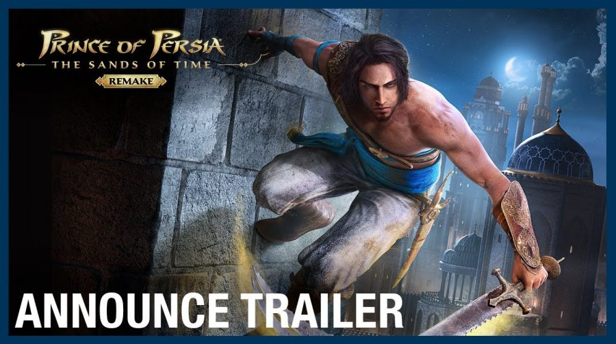 Oficial: Ubisoft anuncia remake de Prince of Persia: The Sands of Time