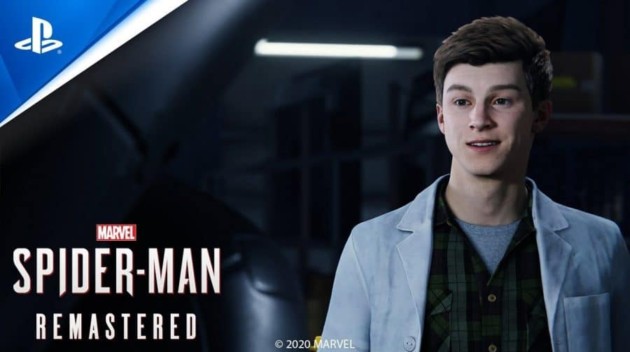 Remaster de Marvel's Spider-Man recebe detalhes; ator de Peter Parker é substituído