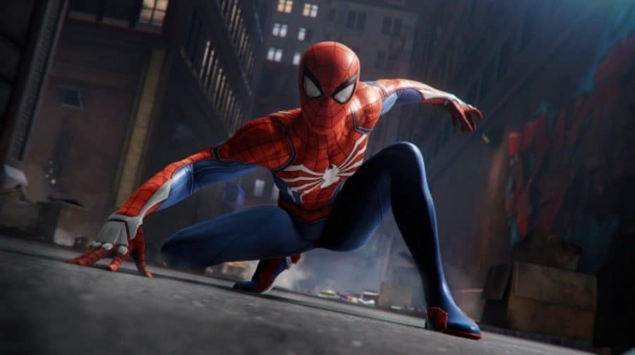 Remaster de Marvel's Spider-Man não terá lançamento físico no PS5