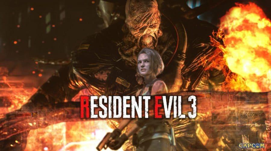 Resident Evil 3 vendeu 4 milhões de unidades desde o seu lançamento