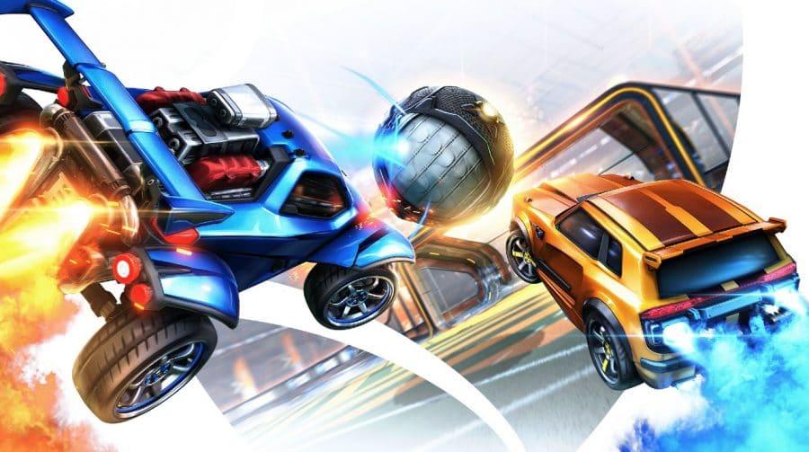 Rocket League se tornará gratuito para jogar em 23 de setembro