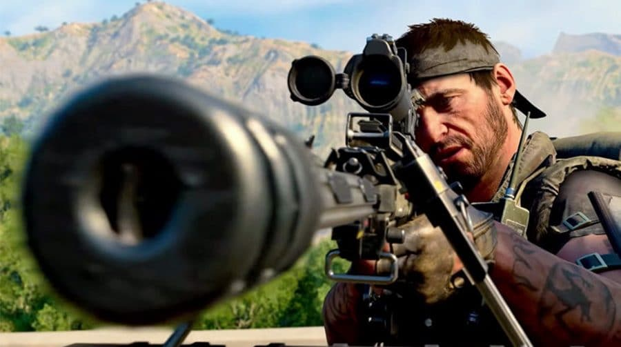 Snipers de Call of Duty: Black Ops Cold War serão nerfados