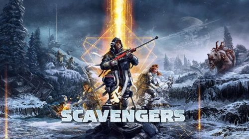 Scavengers, shooter de sobrevivência gratuito, vai chegar ao PS4