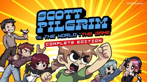 Ubisoft confirma Scott Pilgrim vs The World: The Game para PS4