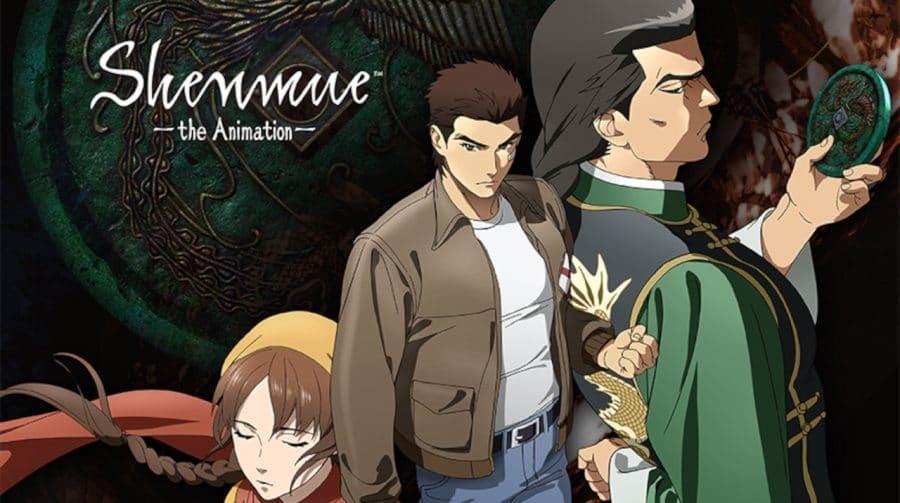 Crunchyroll e Adult Swim anunciam anime de Shenmue