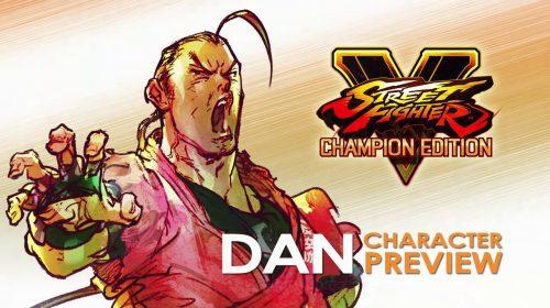 Trailer detalha Dan Hibiki, DLC de Street Fighter V: Champion Edition