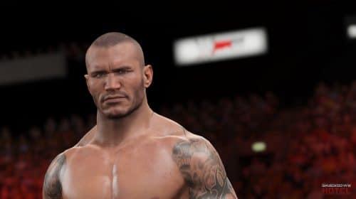 Take-Two é processada por causa de tatuagens em lutador de WWE 2K