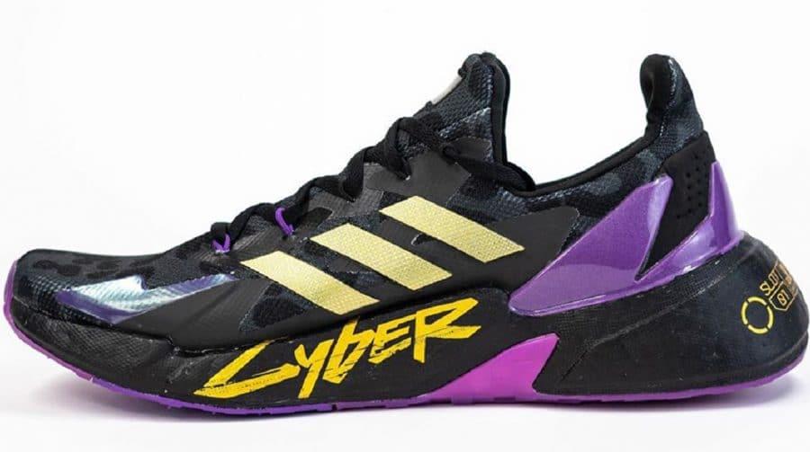 Adidas vai lançar tênis inspirado em Cyberpunk 2077