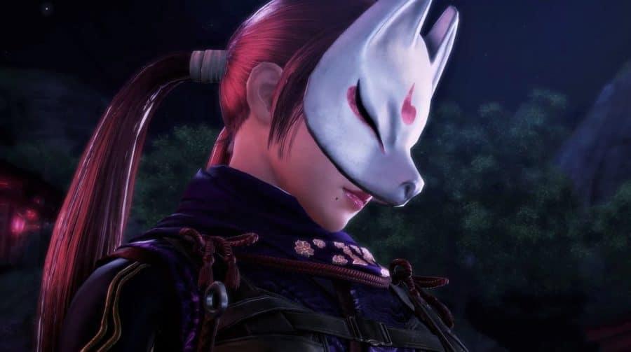 Kunimitsu será a nova personagem de Tekken 7 na 4ª temporada