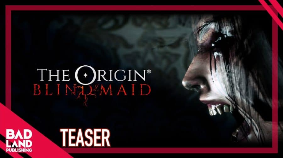 The Origin: Blind Maid, jogo de terror na América do Sul, é anunciado para PS4