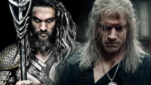 Jason Momoa, o Aquaman, pode estrelar The Witcher: Blood Origin da Netflix