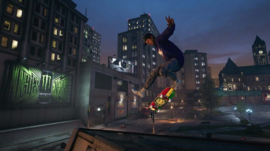 Port de PS5 de Tony Hawk's Pro Skater 1+2 aproveitará recursos do console
