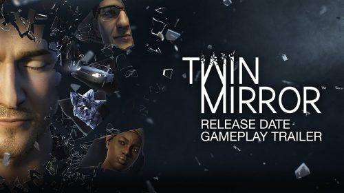 DONTNOD anuncia data de lançamento de Twin Mirror: 1 de dezembro