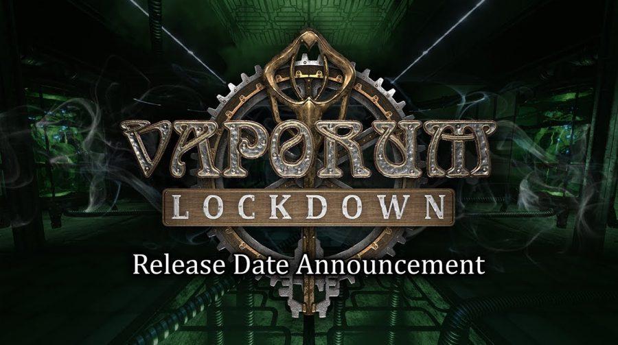 Vaporum: Lockdown vai chegar ao PlayStation 4