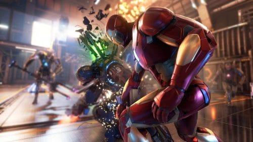 Lindos papeis de parede em 4K de Marvel's Avengers para você personalizar seu PS4