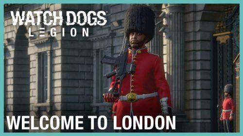 Bem vindo a Londres! Veja o novo trailer de Watch Dogs Legion