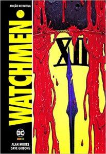 Watchmen Edição Definitiva HQ