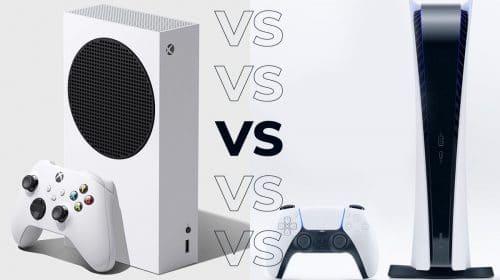 Microsoft revela preço do Xbox Series S: e agora, Sony?