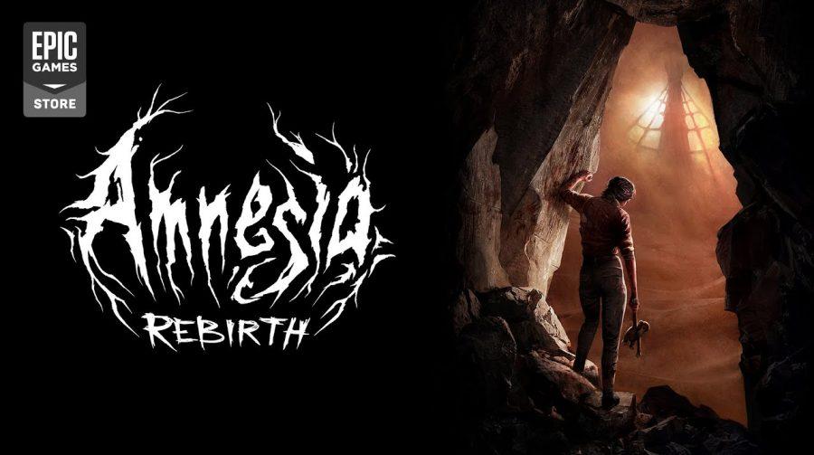 Lançamento de Amnesia: Rebirth já tem data: 20 de outubro
