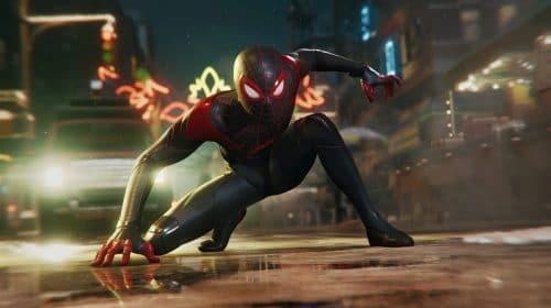 Novo trailer de Spider-Man Miles Morales revela complexidade do combate