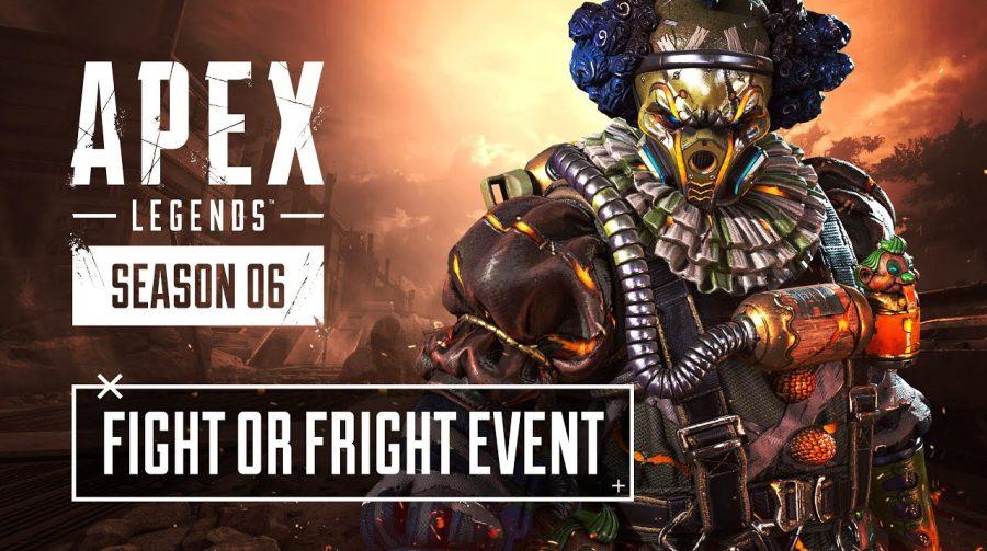 Evento de Halloween de Apex Legends começa em 22 de outubro