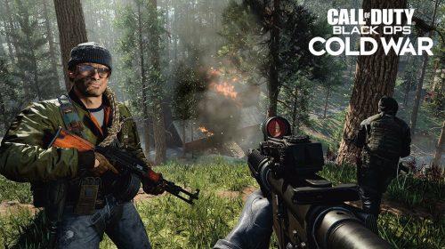 Modo Fireteam: Dirty Bomb estará no BETA de Call of Duty Black Ops Cold War