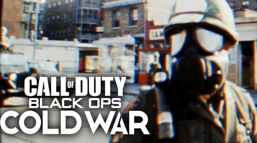 BETA de Call of Duty Black Ops Cold War é um